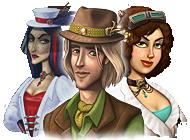 Прохождение игры Охотники за Снарком 3. Высшее общество