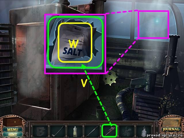 Скриншот 63  Прохождение игры Тайны белого приюта. Коллекционное